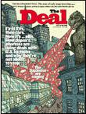 The Deal (magazine) - The Deal, June 16 - July 6, 2008