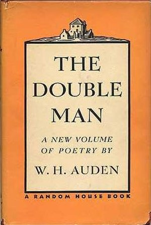 The Double Man (book) - First edition (US)