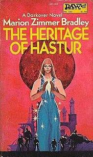 <i>The Heritage of Hastur</i> novel by Marion Zimmer Bradley