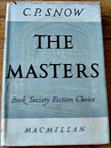 The Masters (novel) - Wikipedia