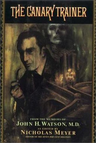 The Canary Trainer - First edition cover