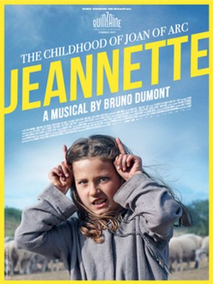 Jeannette: The Childhood of Joan of Arc - Film poster