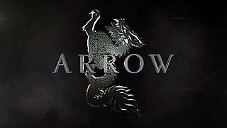 The Dragon (<i>Arrow</i>) 19th episode of the sixth season of Arrow
