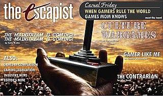 <i>The Escapist</i> (magazine) American video game magazine