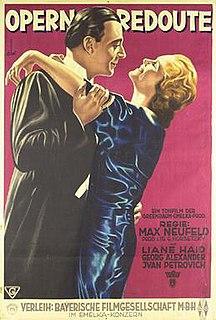 <i>The Opera Ball</i> 1931 film
