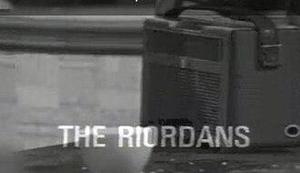The Riordans - The Riordans title card