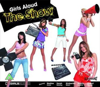 The Show (Girls Aloud song) - Image: The Show (Girls Aloud song) Australian coverart