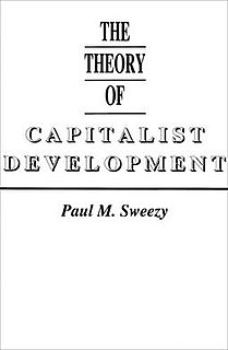 book by Paul Sweezy