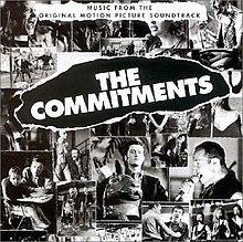 The Commitments Album Art