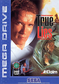 <i>True Lies</i> (video game) 1994 video game