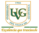 Seal of the University of the Valley of Guatemala
