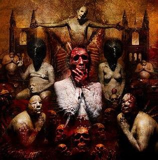 <i>Impressions in Blood</i> 2006 studio album by Vader