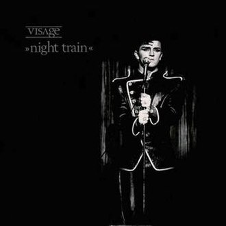 Night Train (Visage song) - Image: Visage Night Train