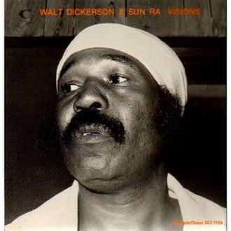 Visions (Sun Ra album) - Image: Visions (Original LP)