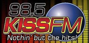WKSW - Image: WKSW 98.5kissfm logo