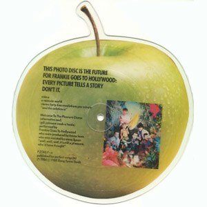 Welcome to the Pleasuredome (song) - PZTAS 7 picture disc.