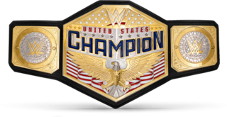 WWE United States Championship Professional wrestling championship promoted by the American professional wrestling promotion WWE and previously World Championship Wrestling