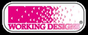 Working Designs - The Working Designs logo.