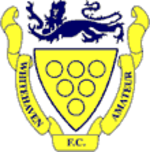 Whitehaven A.F.C. - Image: Whitehaven A.F.C. logo