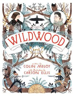 <i>Wildwood</i> (novel) book by Colin Meloy