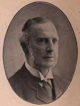 William Kenrick (Birmingham MP) - Image: William Kenrick (Birmingham)
