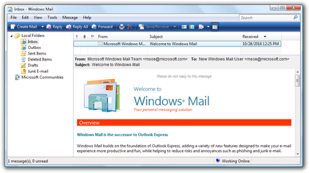 File:Windows Mail Vista.png - ...