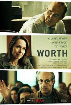 <i>Worth</i> (film) 2020 biographical film