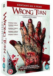 Wrong Turn Film Series Wikipedia