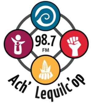 XHBAK-FM - Image: XHBAK achlequilcop logo