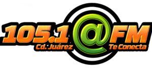 XHIM-FM - Image: XHIM 105.1@FM logo