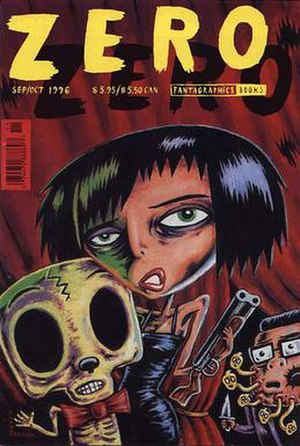 Zero Zero (comics)
