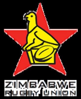 Zimbabwe national rugby union team - Image: Zimbabwe rugby team logo