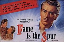 """Fame Is the Spur"" (1947).jpg"