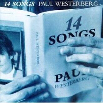 14 Songs (Paul Westerberg album) - Image: 14 Songs (Paul Westerberg album cover art)
