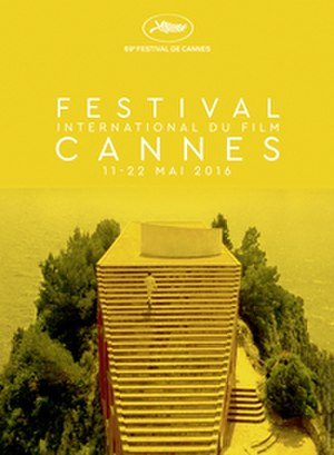 2016 Cannes Film Festival - Image: 2016 Cannes Film Festival poster