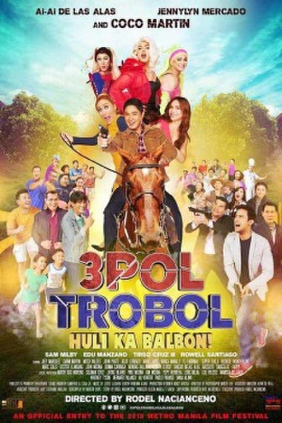 3pol Trobol: Huli Ka Balbon!