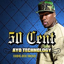 50 Cent - Ayo Technology-single .jpg