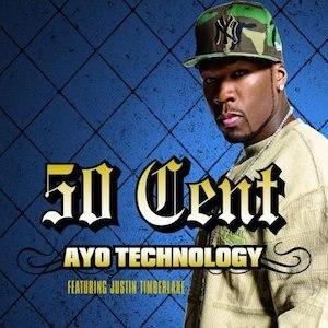 Ayo Technology - Image: 50 Cent Ayo Technology single