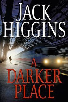 ADarkerPlace, Jack Higgins novel cover.jpg