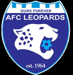 A.F.C. Leopards Kenyan association football club
