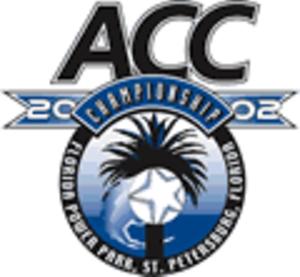 2002 Atlantic Coast Conference Baseball Tournament - 2002 ACC Baseball Championship Logo