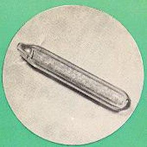 Actinium(III) oxide - Image: Actinium sesquioxide