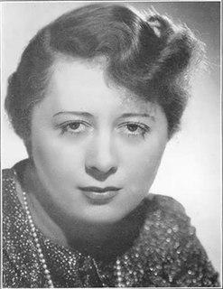 Norah Howard British actress (1900-1968)