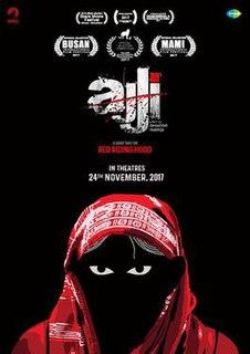 <i>Ajji</i> 2017 Indian film directed by Devashish Makhija