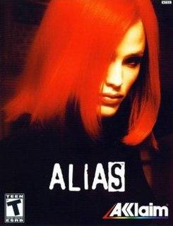 <i>Alias</i> (video game)
