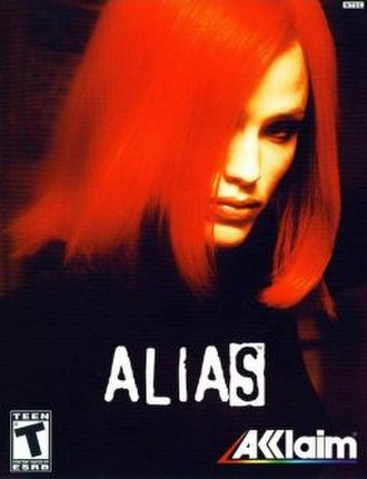 Alias (video game) - Image: Alias Video Game