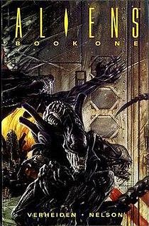 <i>Aliens</i> (Dark Horse Comics line) comic book series