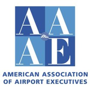 American Association of Airport Executives - Image: American Association of Airport Executives (logo)
