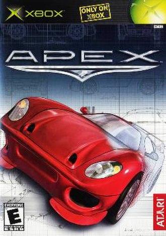 Racing Evoluzione - North American cover art