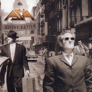 Silent Nation - Image: Asia Silent Nation (2004) front cover